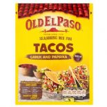 Old El Paso Taco Seasoning Mix 25g
